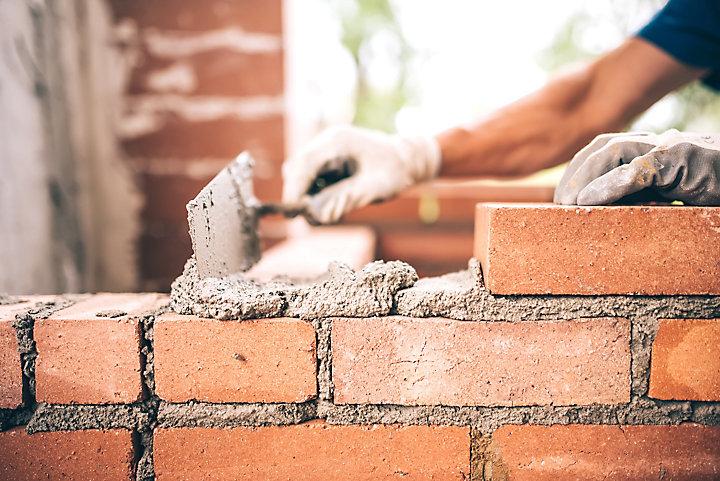Faire un mur de briques